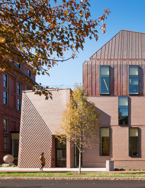 Harvard University: Tozzer Library