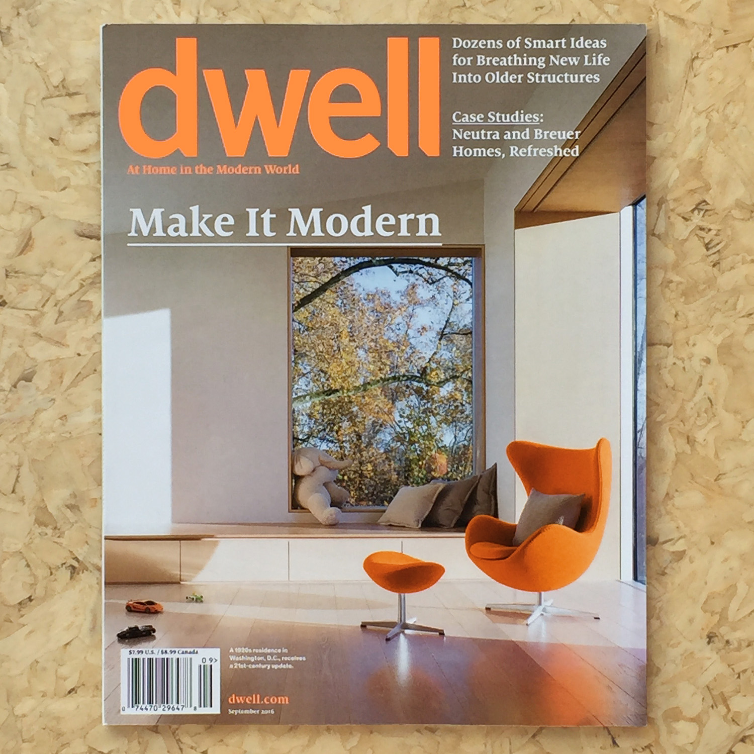 My (first!) Dwell cover!! Thanks to Nader Tehrani, Harry Lowd, and everyone at NADAAA who worked to create this masterpiece! See more pictures of this incredible project  here .