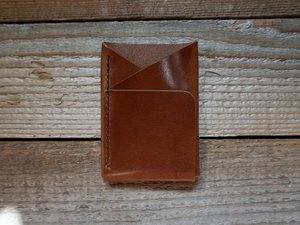 The DOUBLECROSS | Our classic minimalist wallet