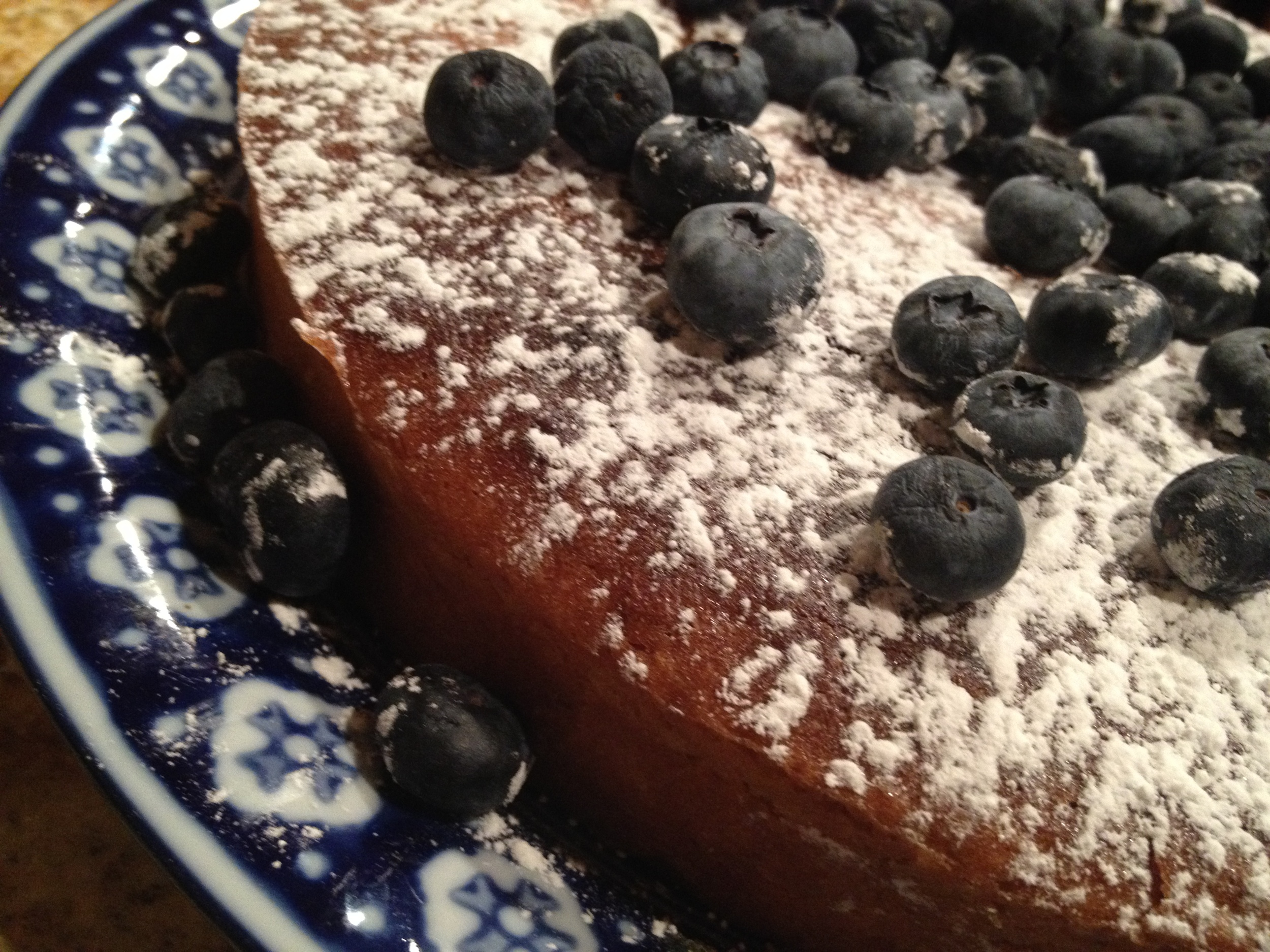 7. Simple Lemon Cake