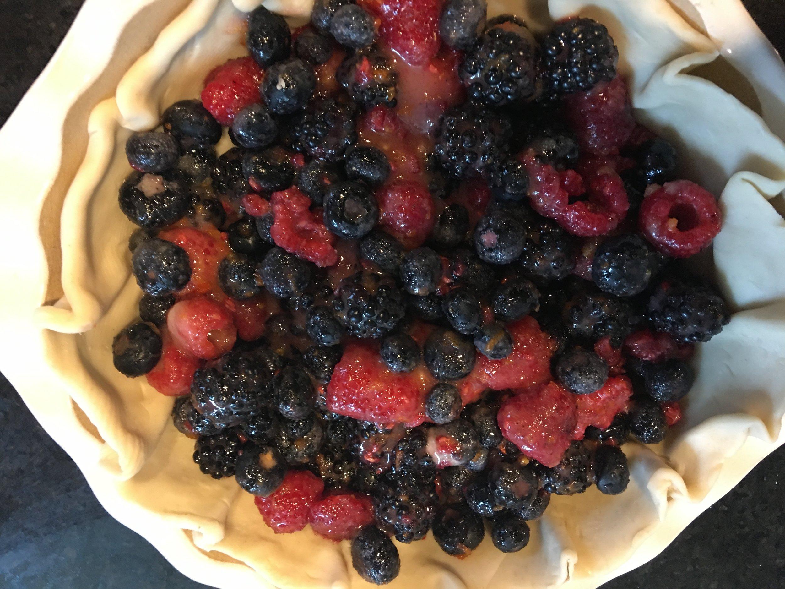 Many Berry Pie
