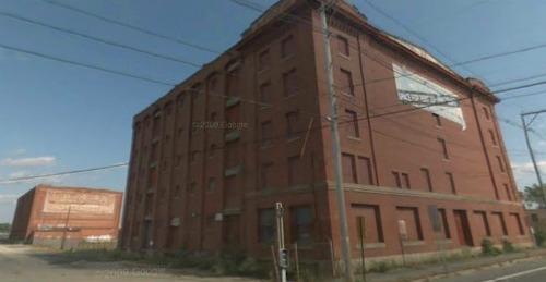Image from Google Street View Atlas Warehouse front, Shepard Warehouse rear