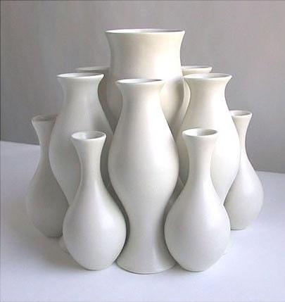 Nested vases