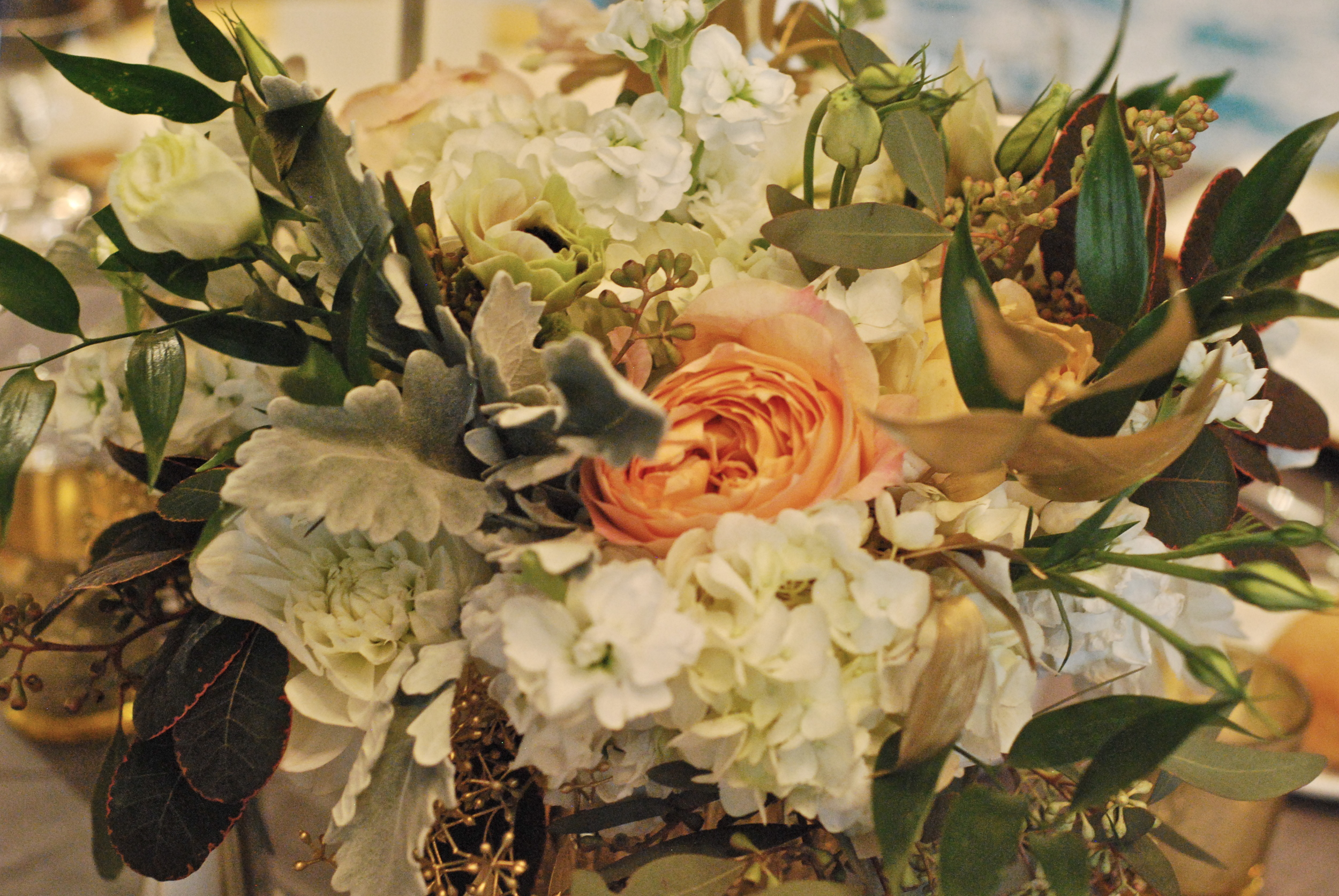 Beautiful florals by Swoon Floral Design