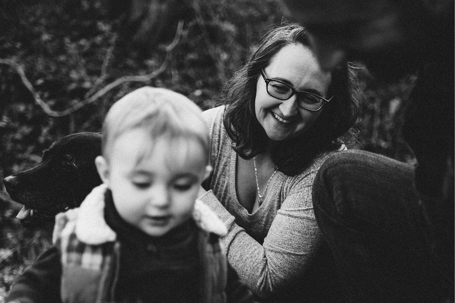 (Image of Molly & Family by  White Sails Creative)