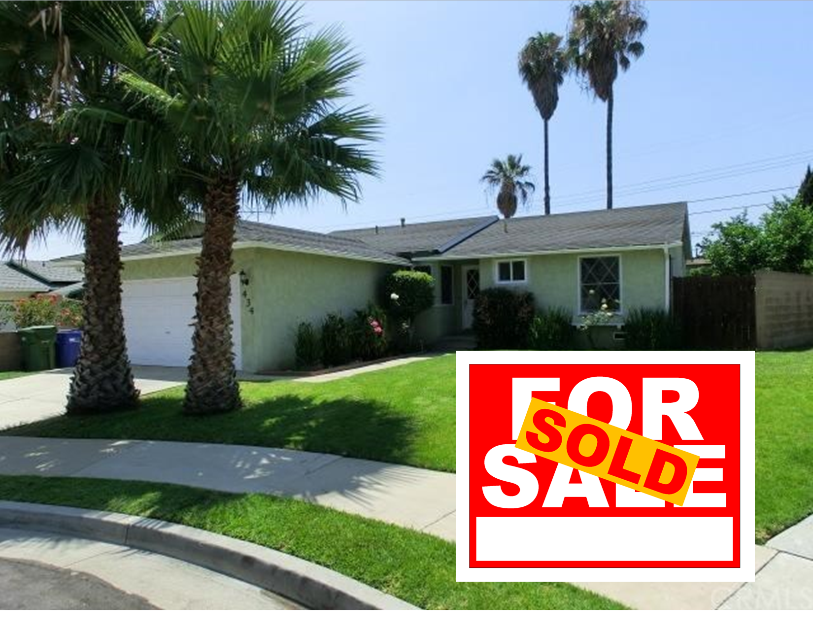 Newly acquired HOPE home in Long Beach.
