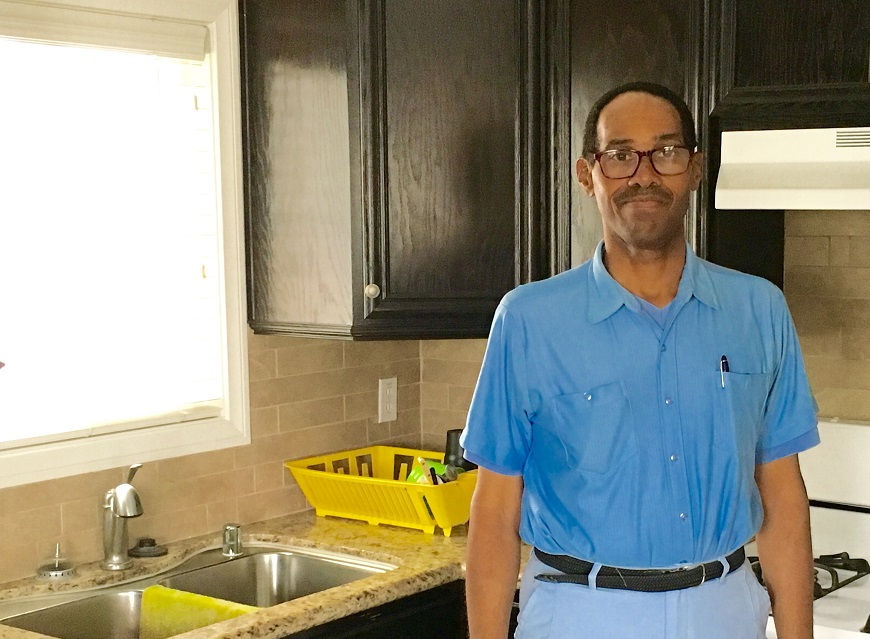 HOPE Resident Vernon: Affordable Housing creates Independence and Adventure