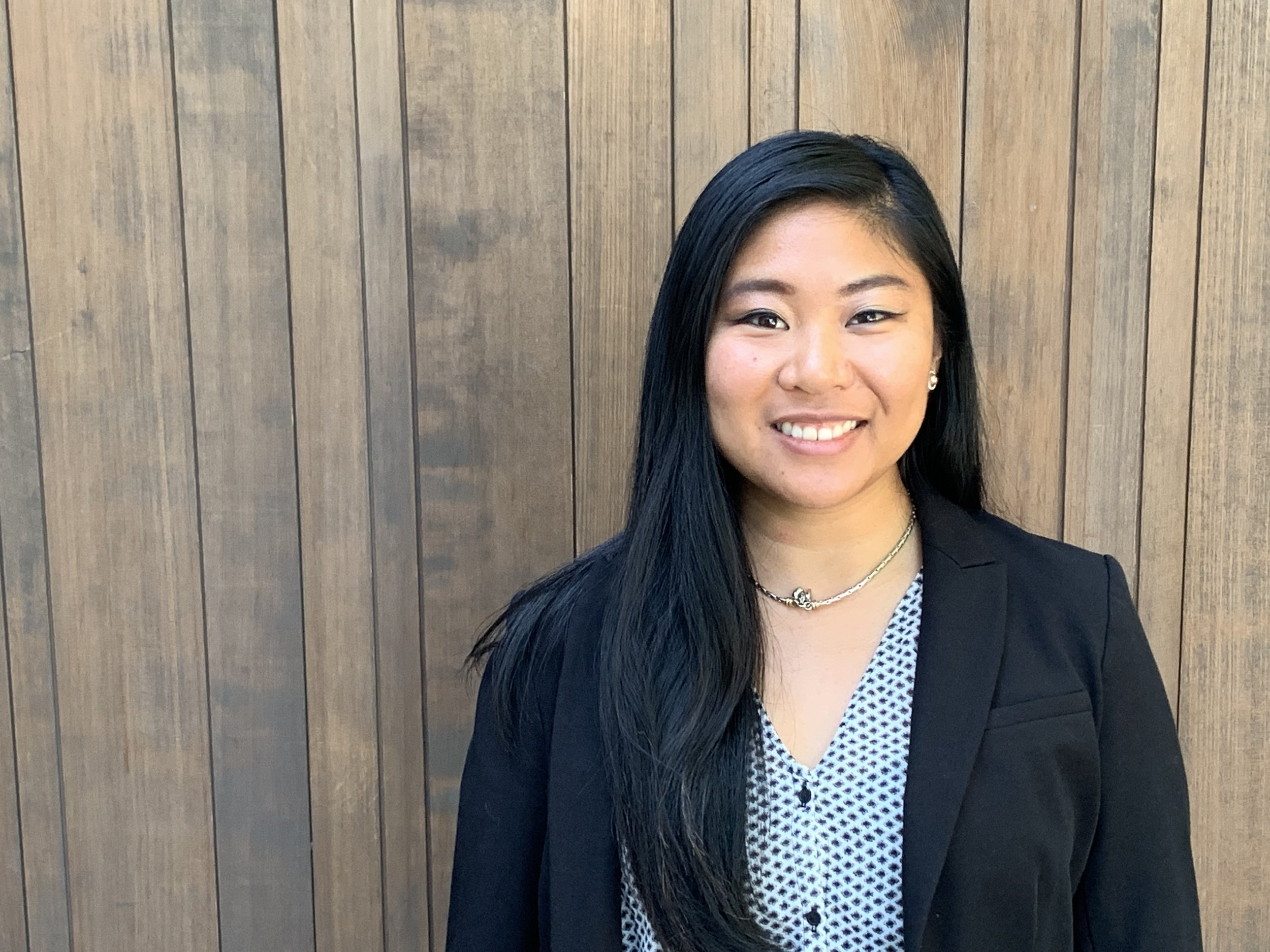 Laura Qujano joins HOPE in September 2019 as its new Communications & Fundraising Coordinator. (HOPE)