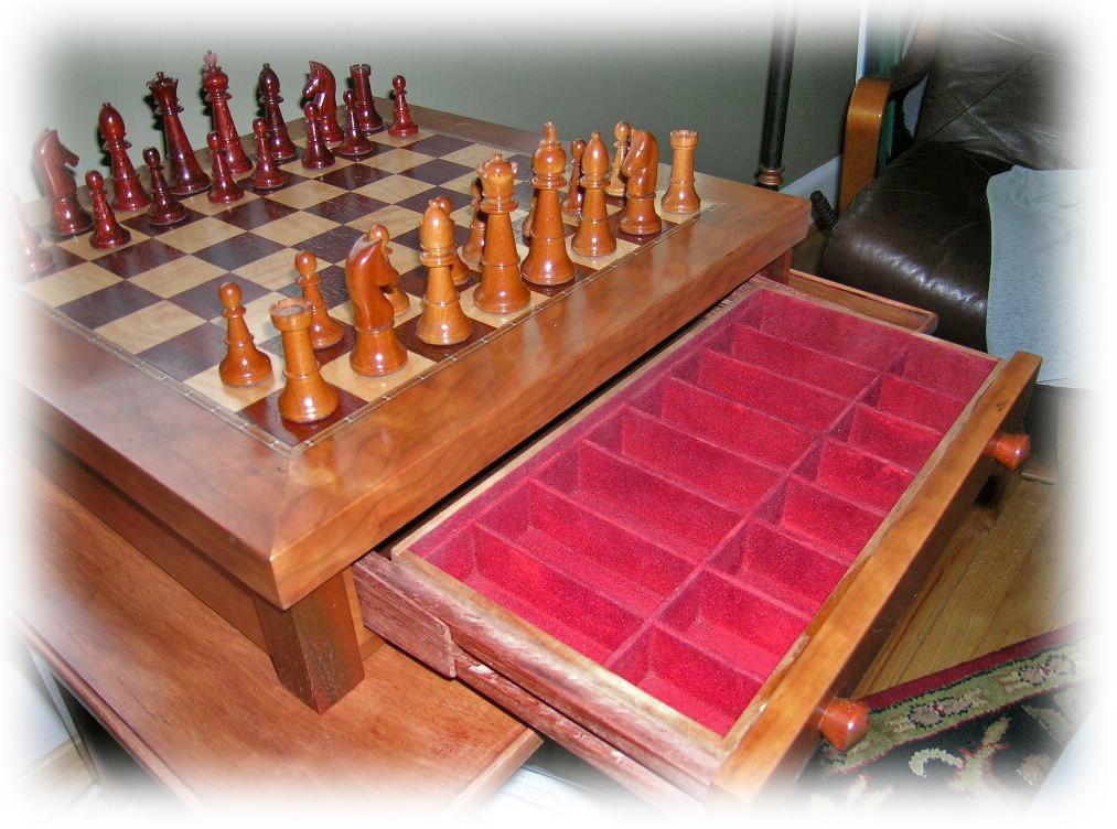 Original chess set