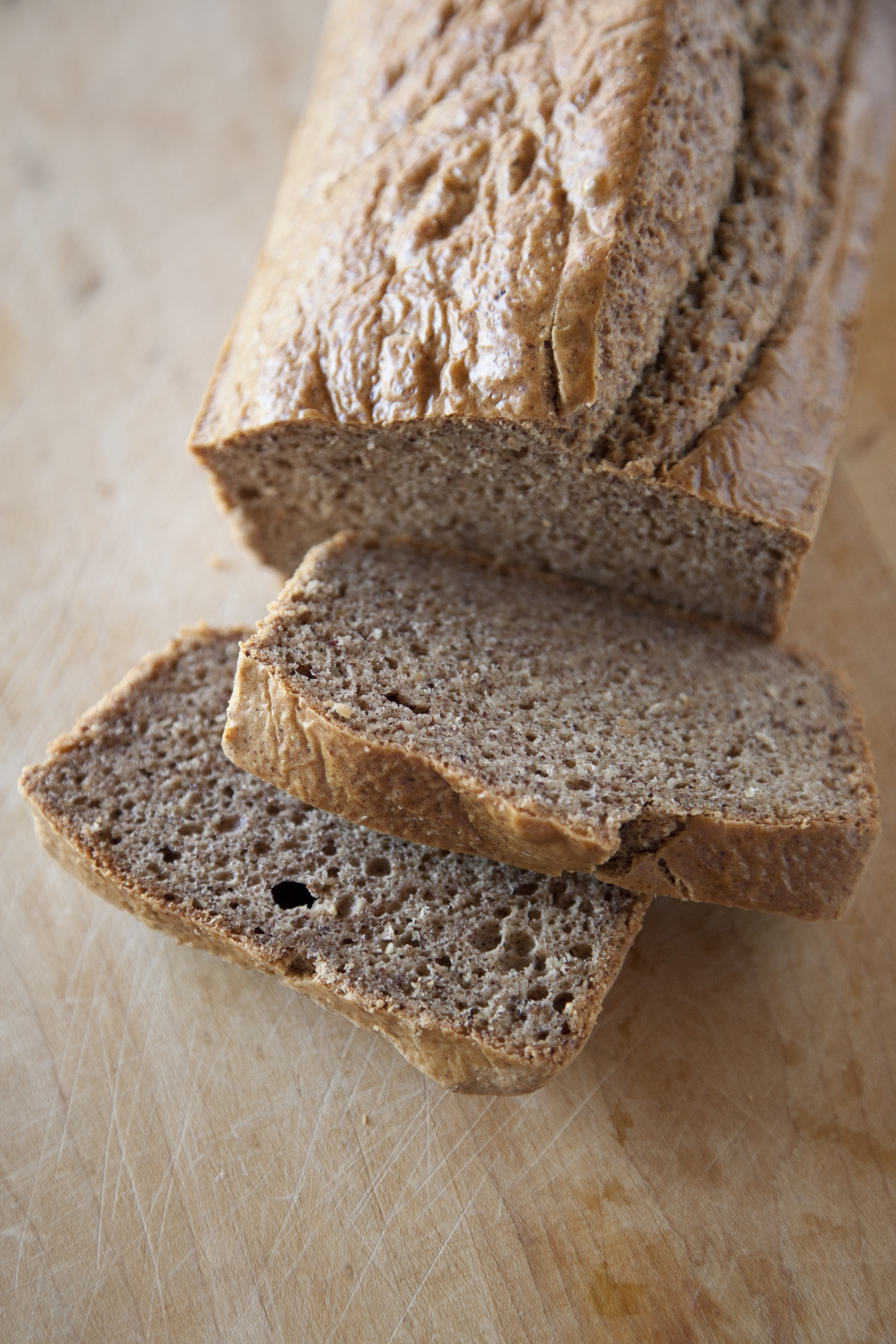cooking caveman's 4 ingredient bread