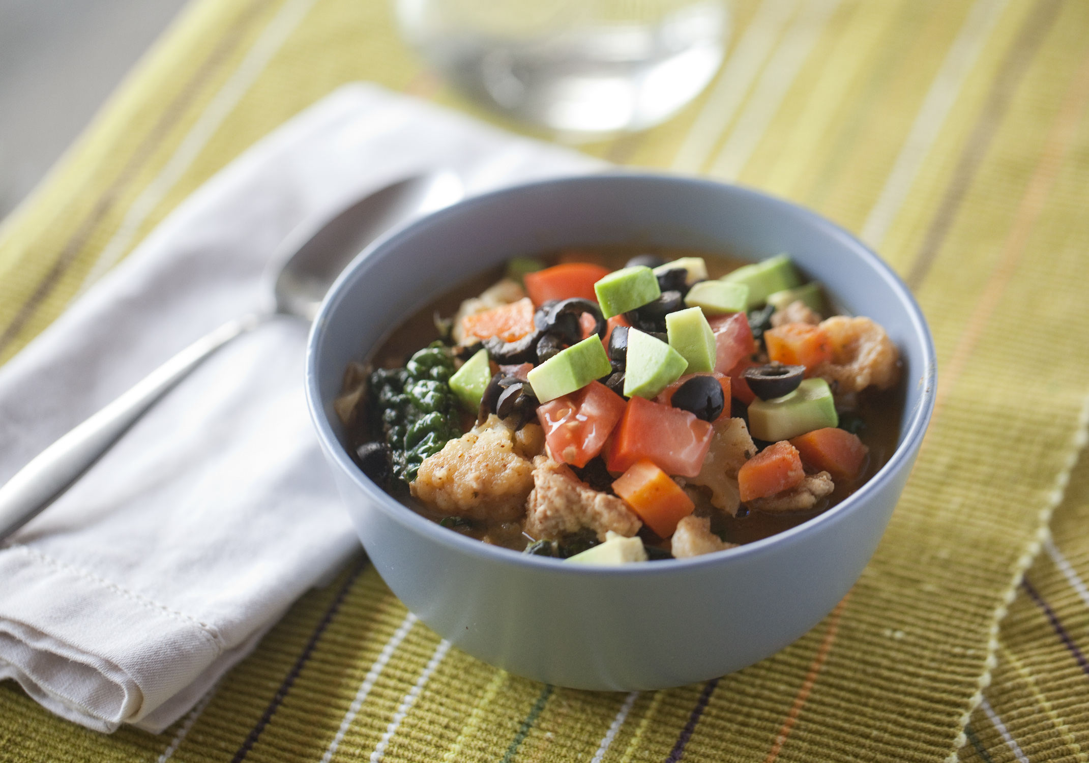 Hearty all purpose food for winter days!