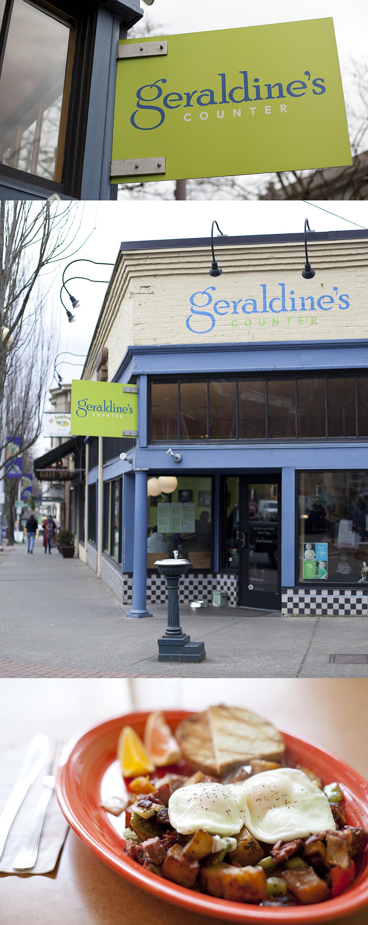 Geraldine's Counter