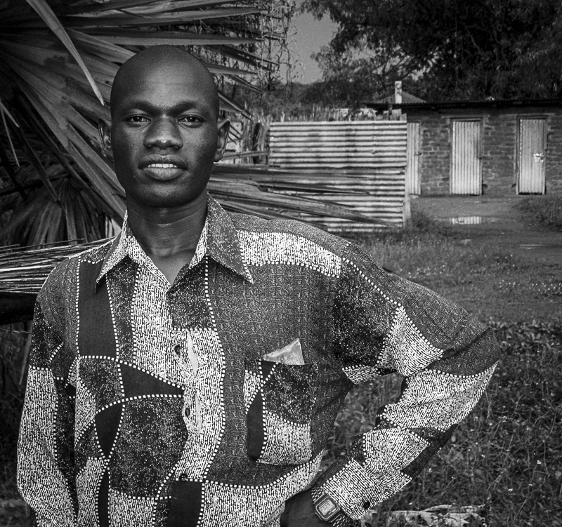 MAKONIS BILLI, IN HIS OWN WORDS - Eager to include Makonis Billi's voice directly in this article, we asked Scott Will to pose a question to him: Is there anything you want people, especially American people, to know about your life or current situation?