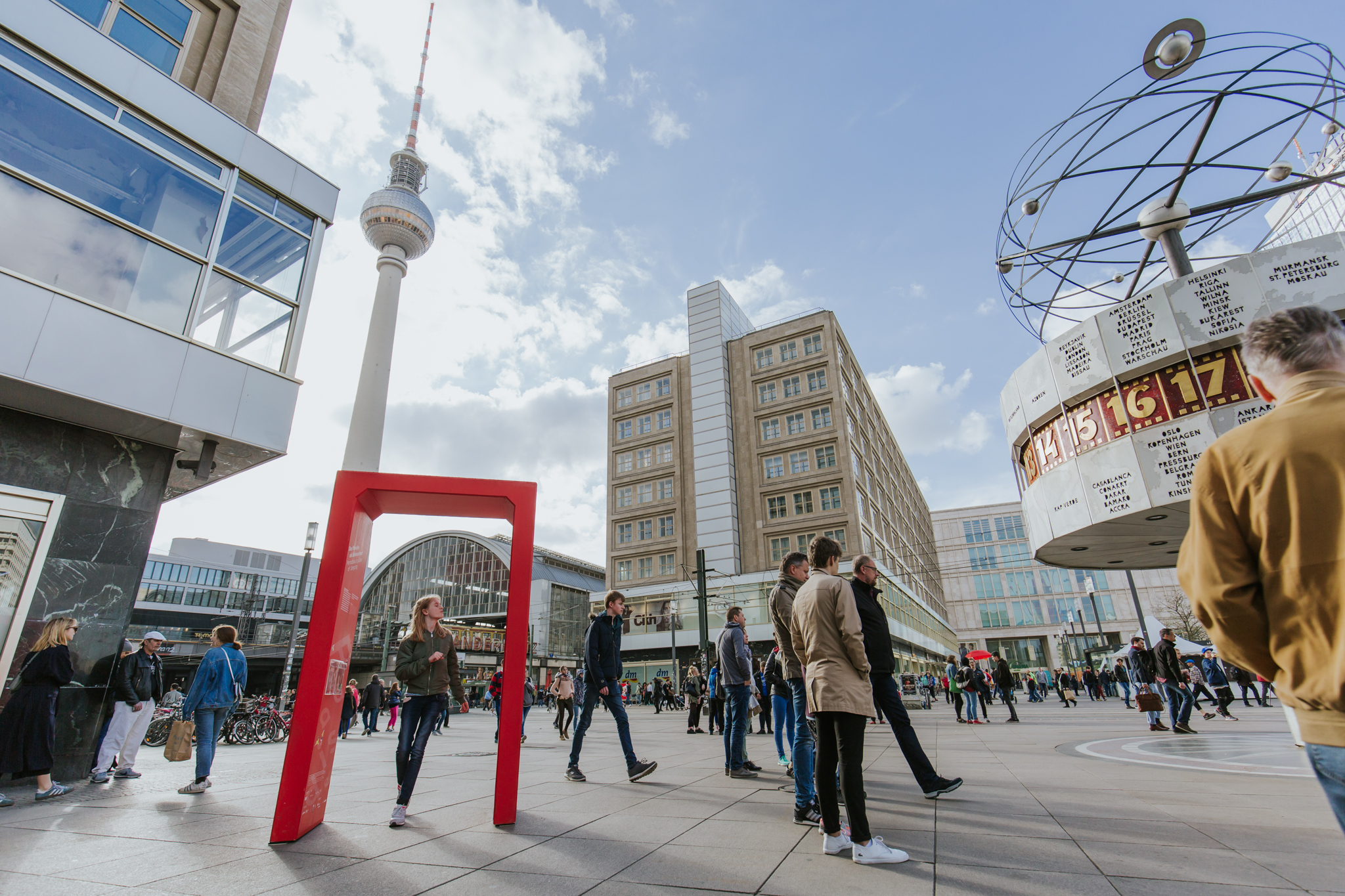 Photos by Christian Kielmann Copyright of the Berlin Culture Project https://paradiese.berlin/en/press