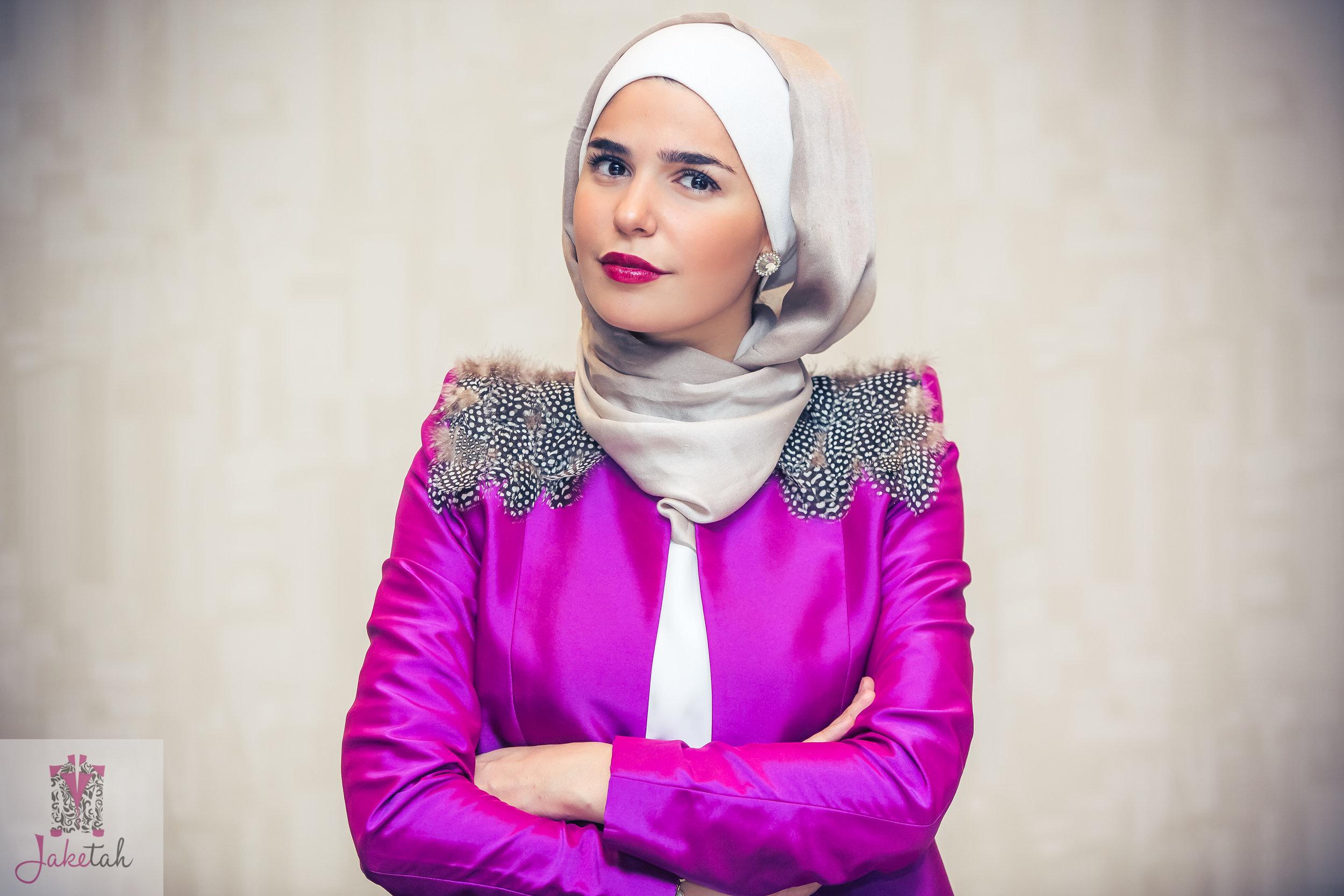 Rawan Besomi, photo courtesy of Jaketah