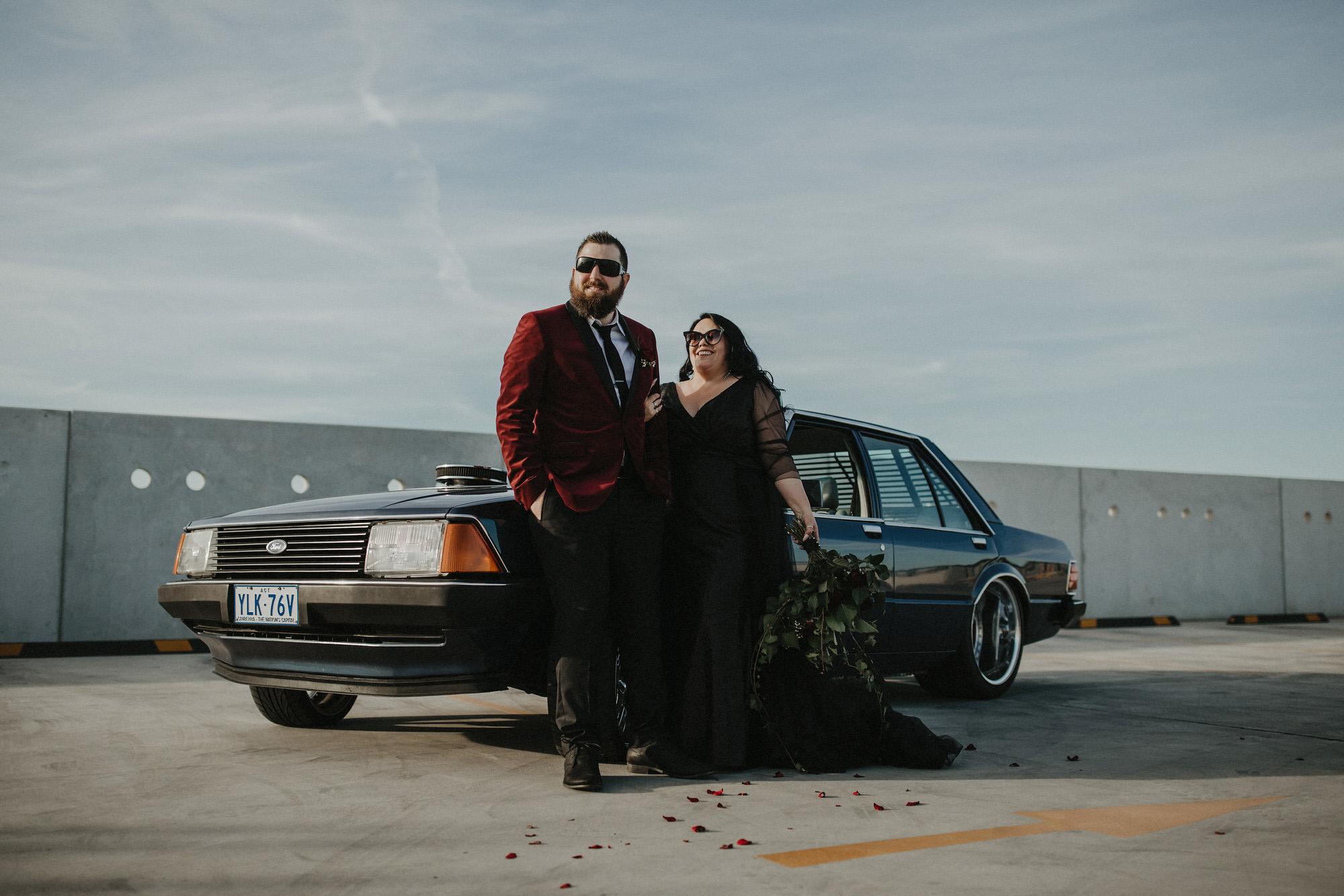 Kaija & David - Friday the 13th Wedding