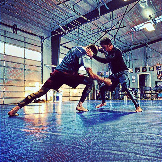 Stand-Up! . . . #takedowns #throws #bjj #sambo #judo #wrestling