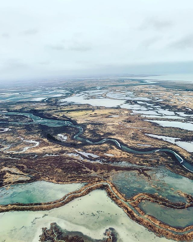 There are some places in the world that give both strength and peace at the same time. That is this place — the mighty Copper River Delta. . . 📷: @chugachlife #alaska #sharingalaska #chugachlife #explore #copperriver #lastfrontier