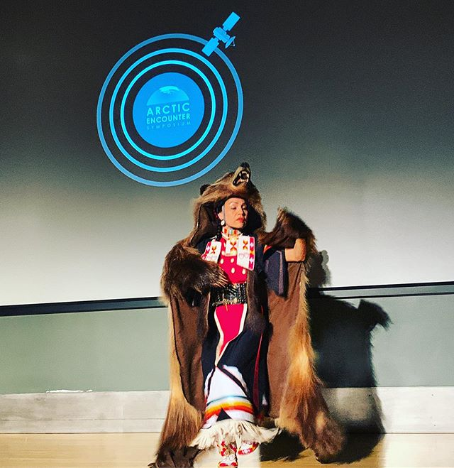 #tbt to the 6th annual @arcticencountersymposium two weeks ago in Seattle. 100 speakers in two days. The Far North fashion show. Glacier ice cocktails. Timely debates between Congressional members and international leaders. Produced and directed by K&A for six years running — we are proud and humbled to be a part of this effort. Shout out to @grizzled_beauty for another powerful performance on stage. . Learn more at arcticencounter.com . . #arcticencounter #arctic #farnorth #missionminded #climate #geopolitics