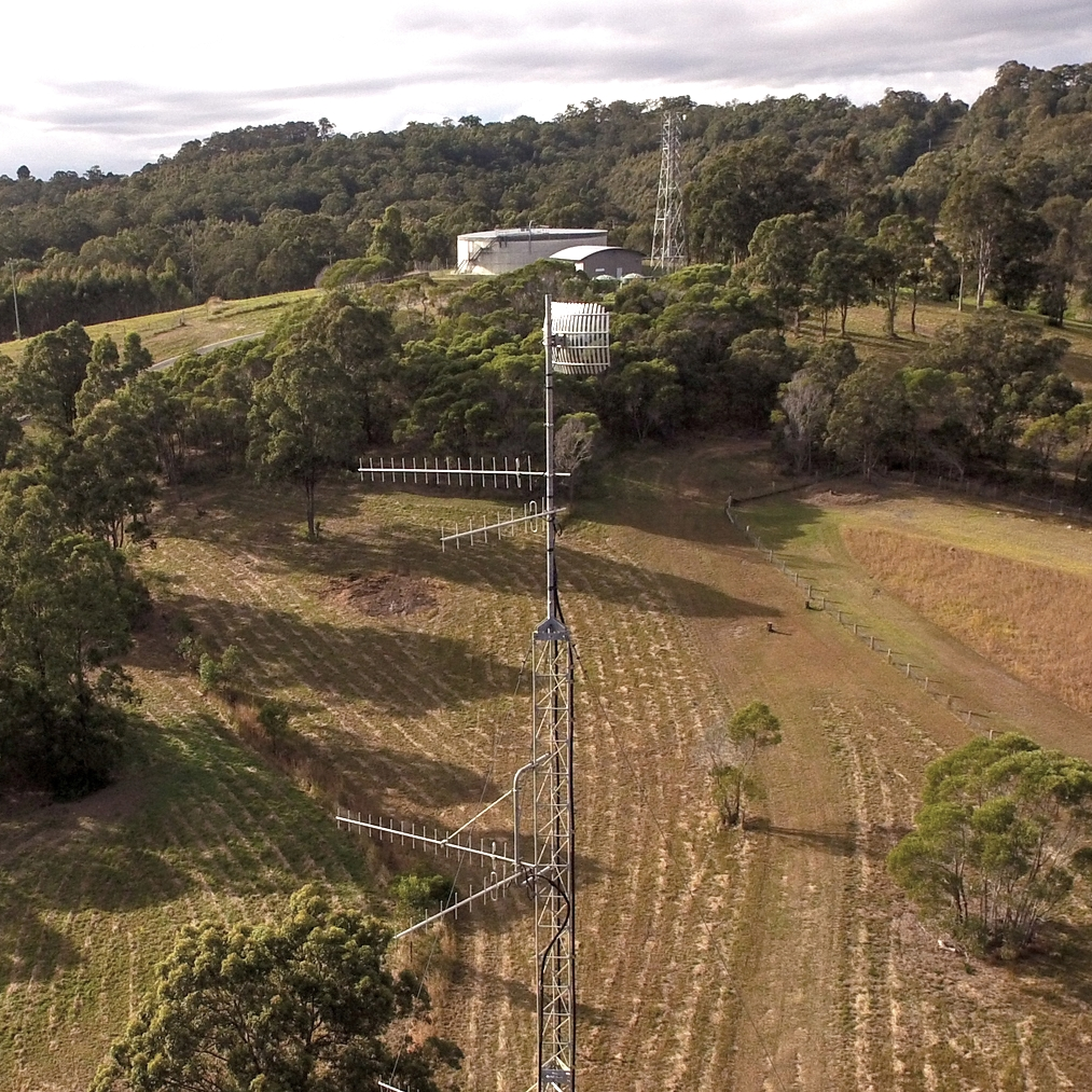 Communication and tower inspection