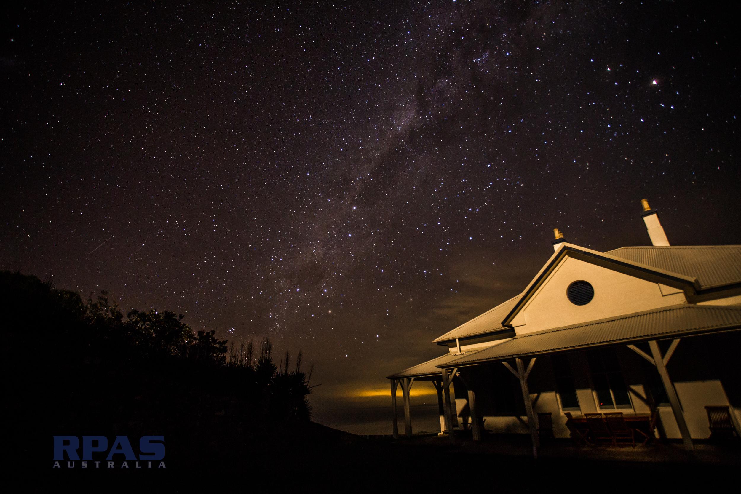 starscape long exposure 1