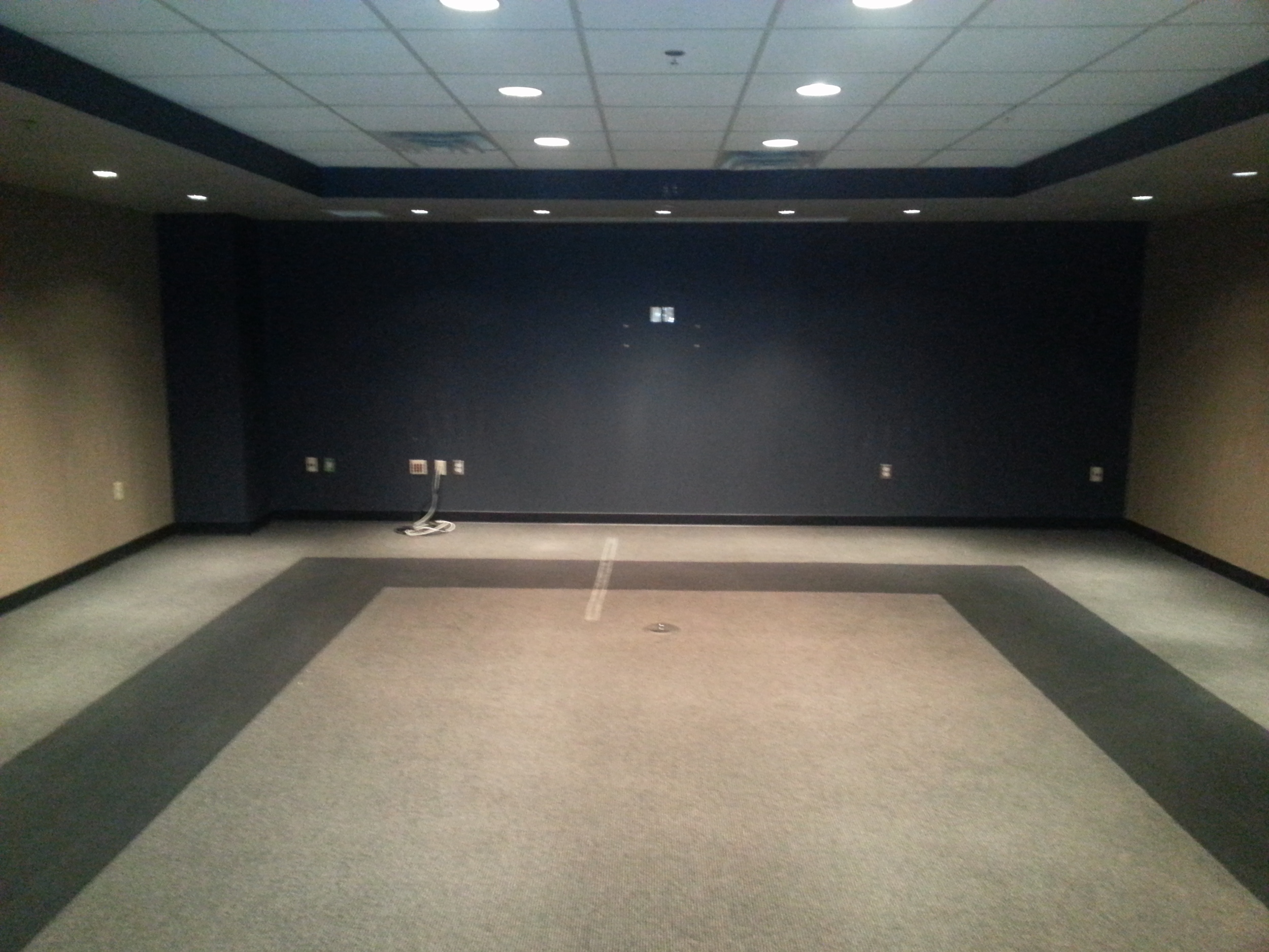 Secure Conference Room