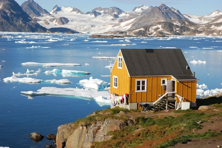 Scandinavia on the lake
