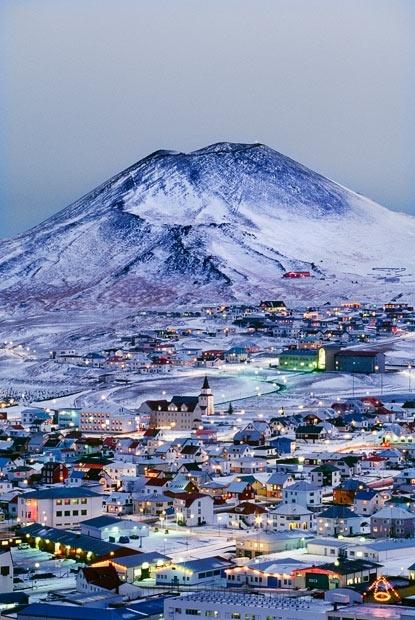 Iceland is on my Winter Bucket List