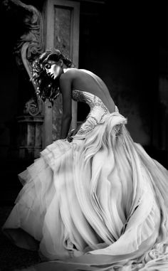 Rebecca Judd - J'Aton Couture Collection