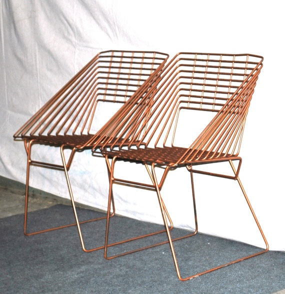 Copper Replica Eames Chair