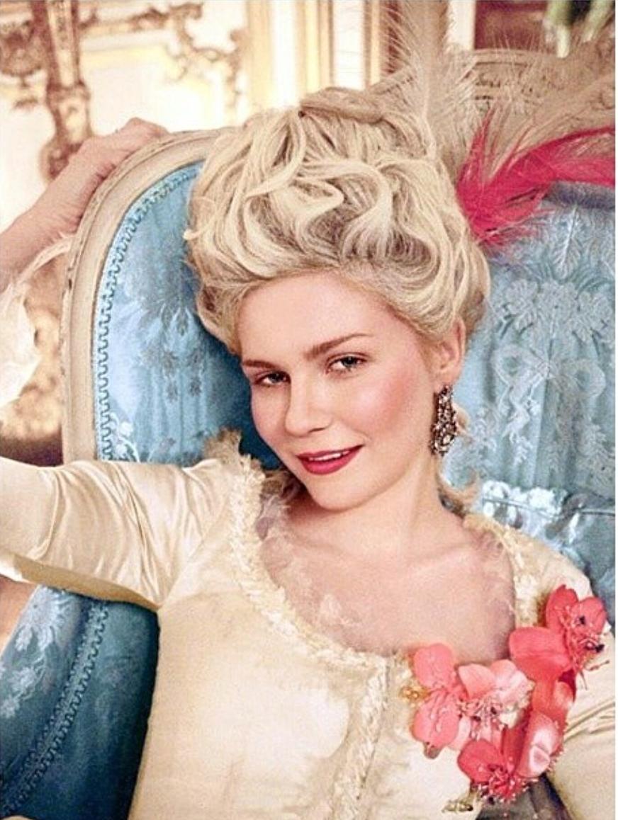 Marie Antoinette, Vapiano's & Vino.. Image: Pinterest