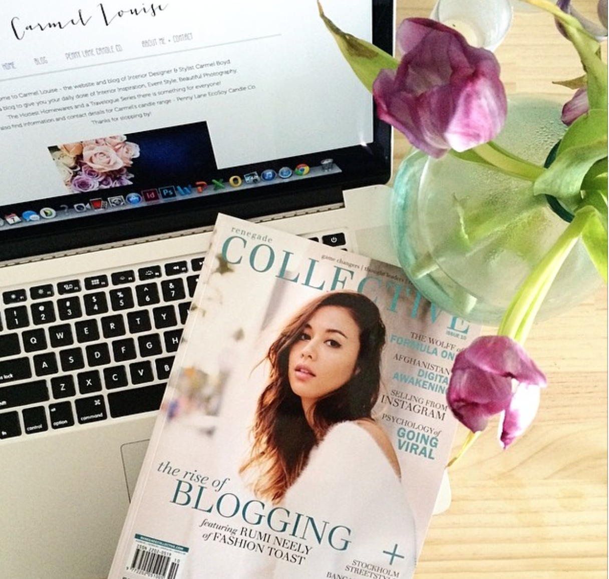 Hump Day looked like this for me.. Blogging & Renegade Collective Image:  carmel_louise