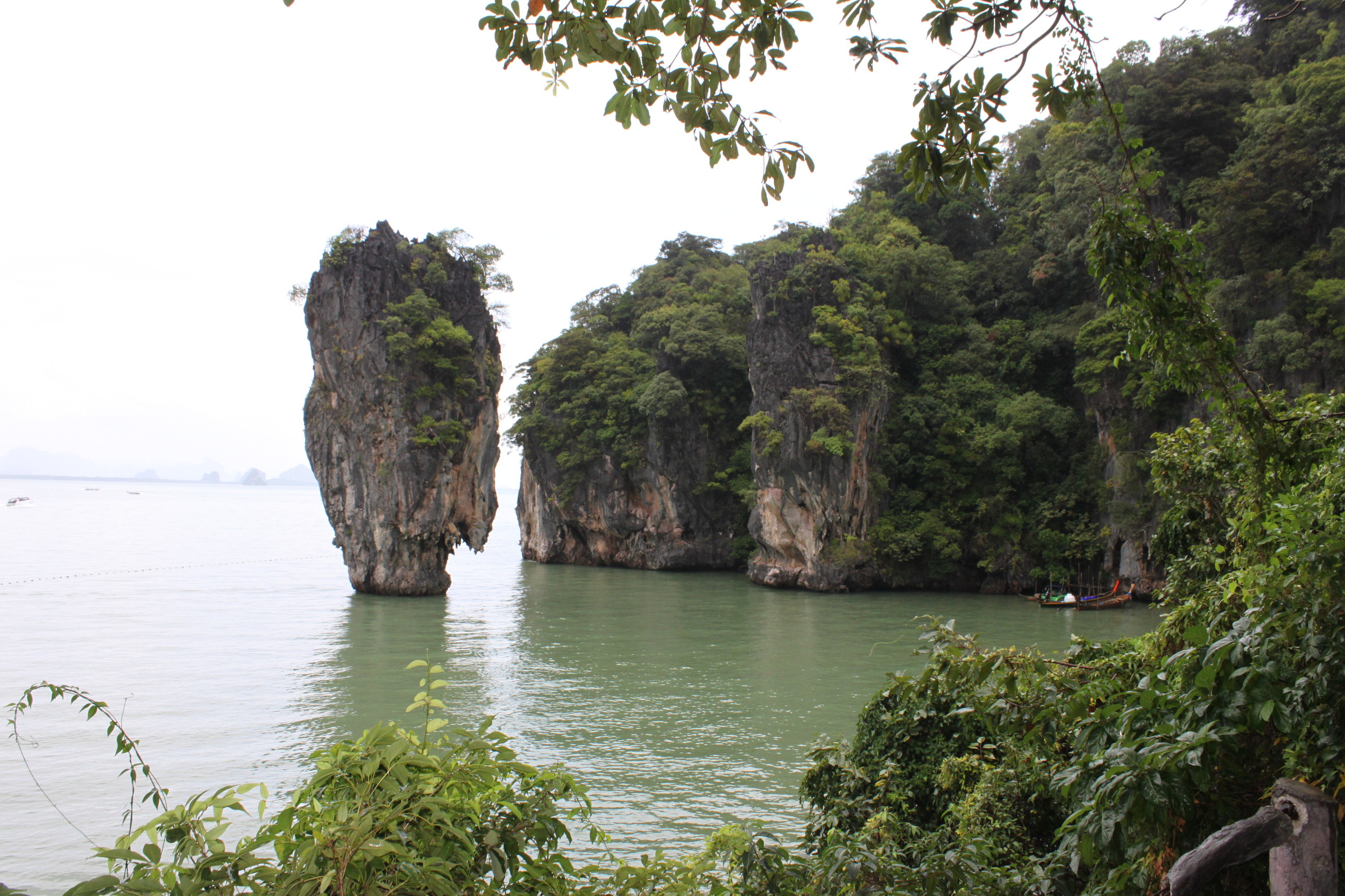 James Bond Island, Thailand 2012