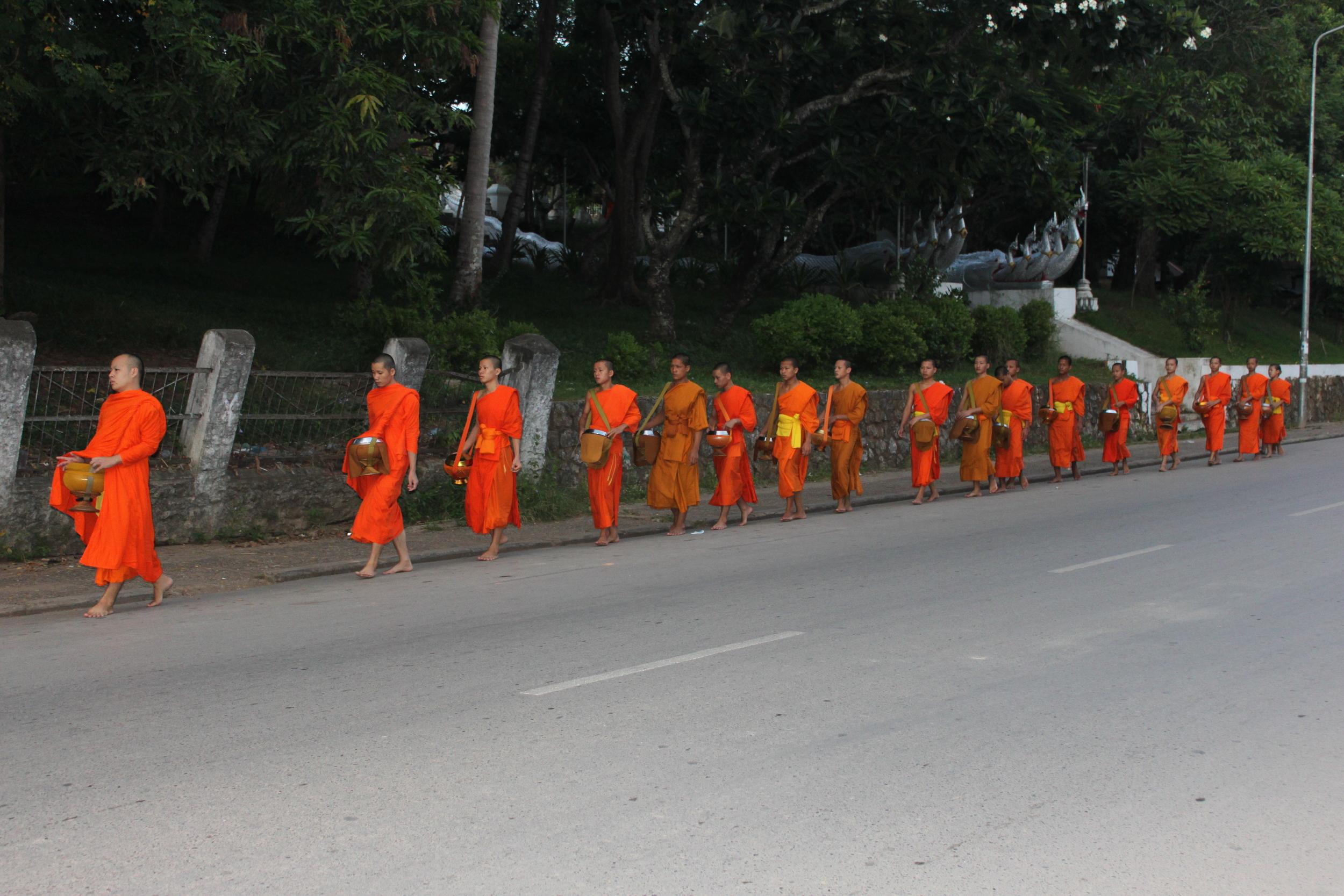 Luang Prabang, Laos 2010