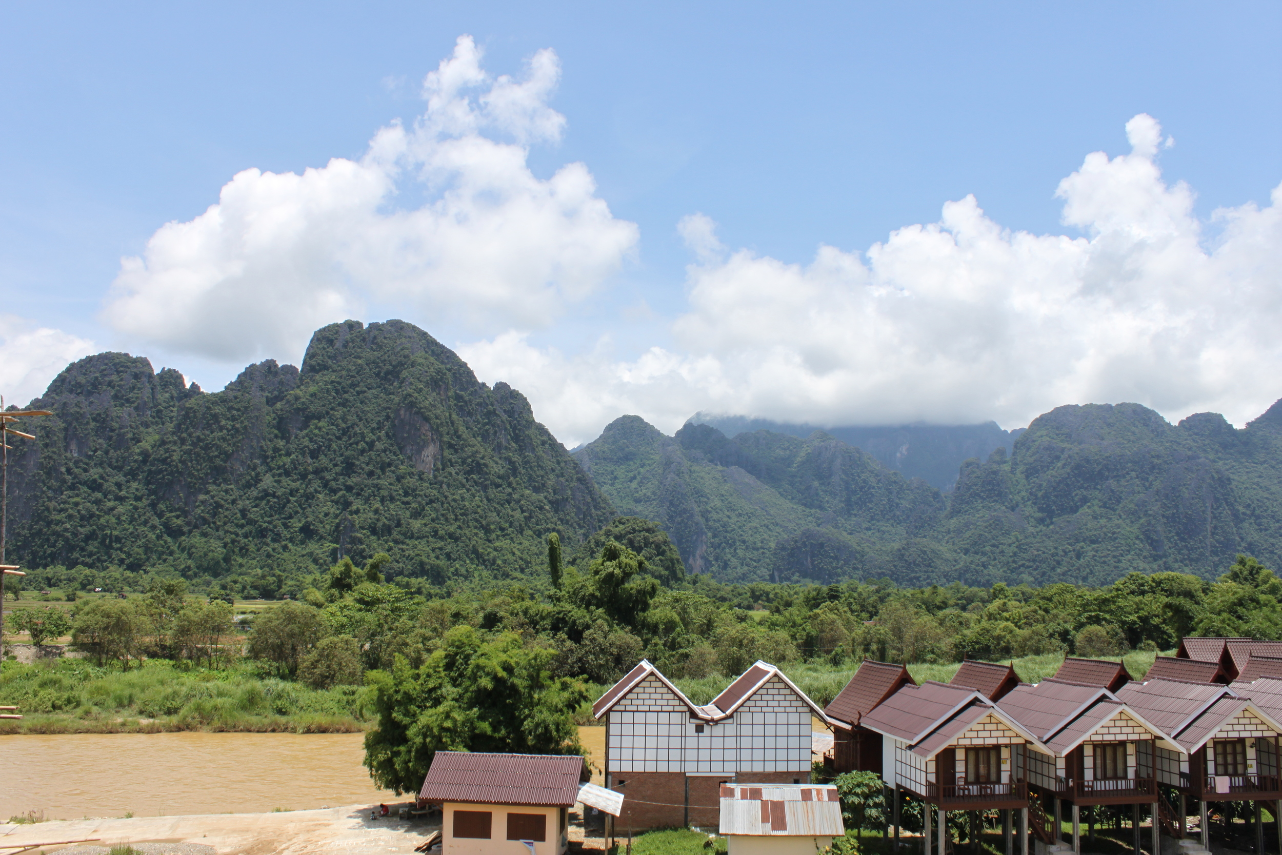 Vang Vieng, Laos 2010