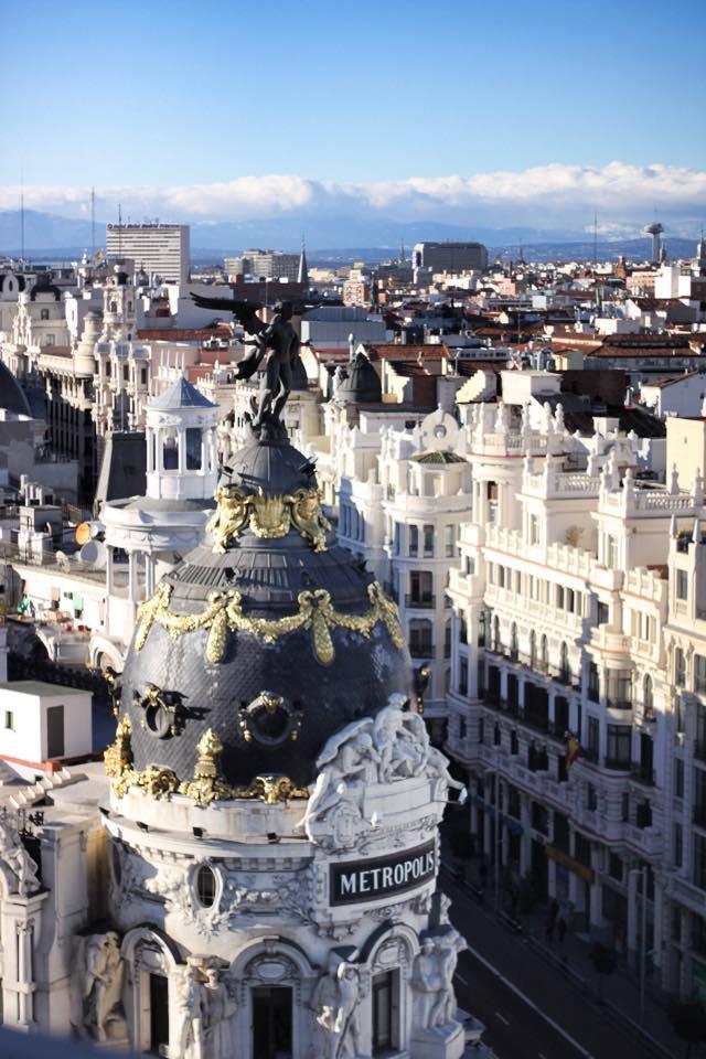 Madrid, Spain 2015