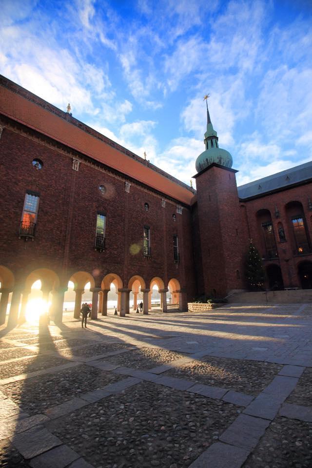 Stockholm, Sweden 2015
