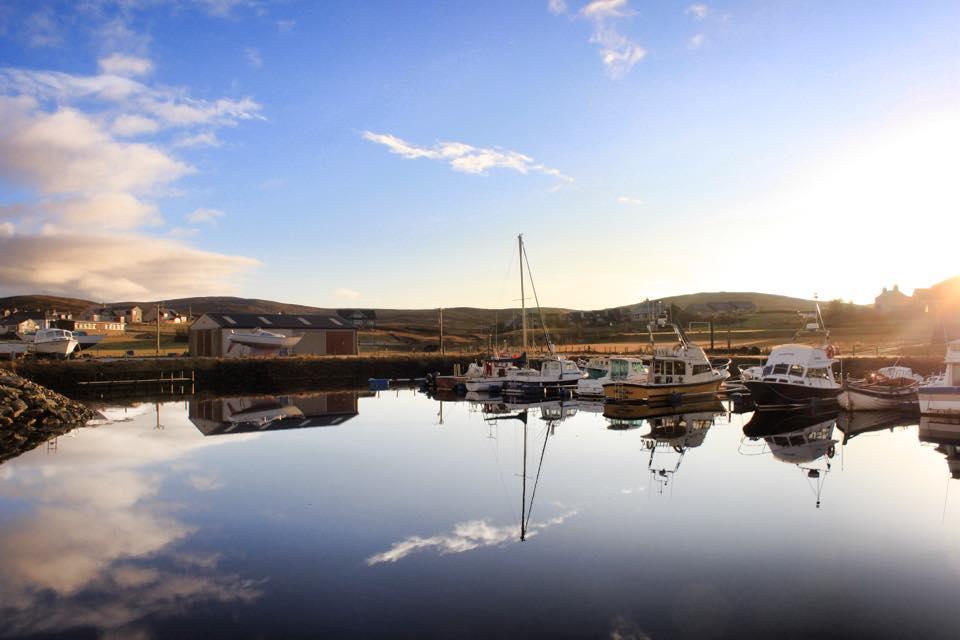 Aith, Shetland Islanda 2014