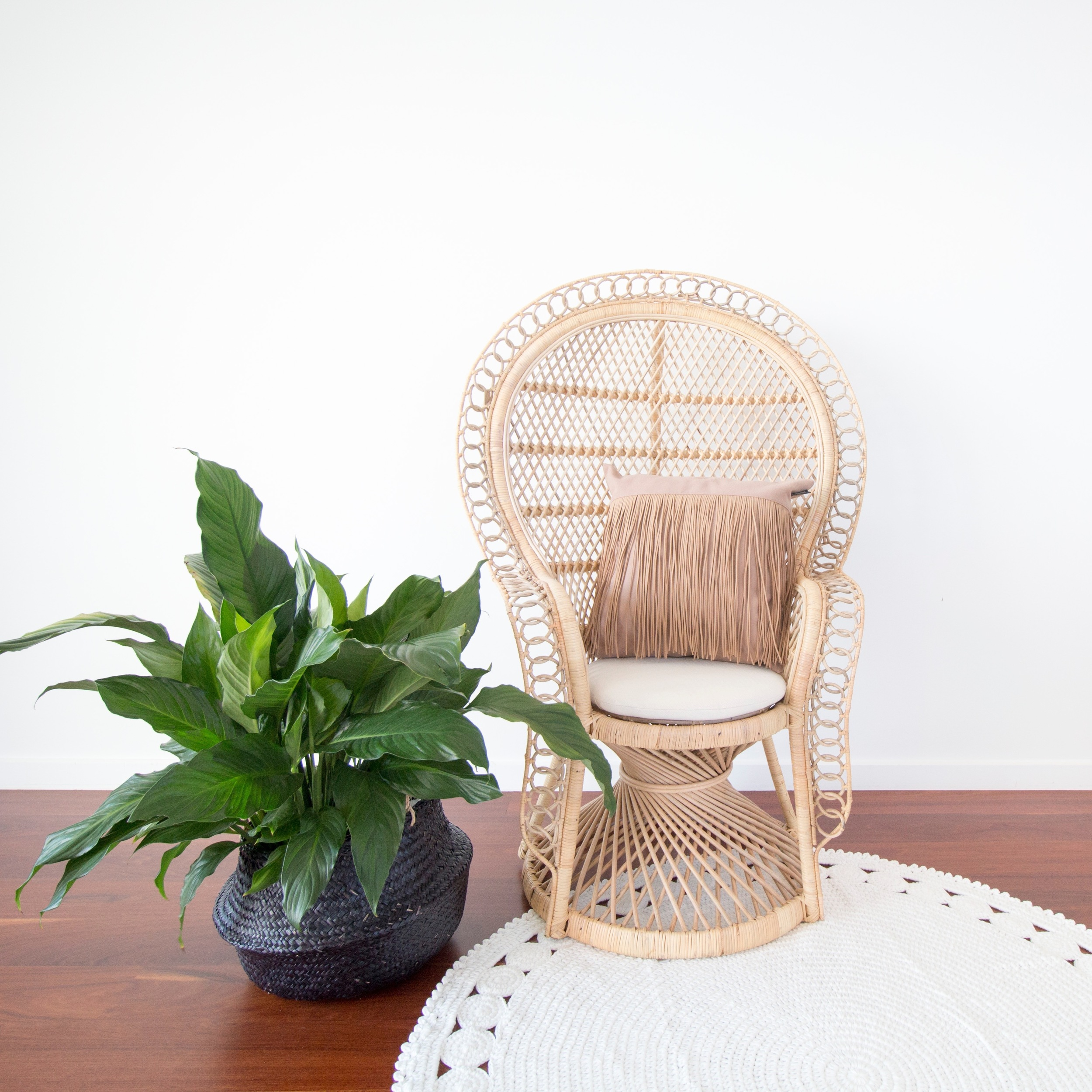 Product Photography & Styling Chair & Cushion -  Au Fait