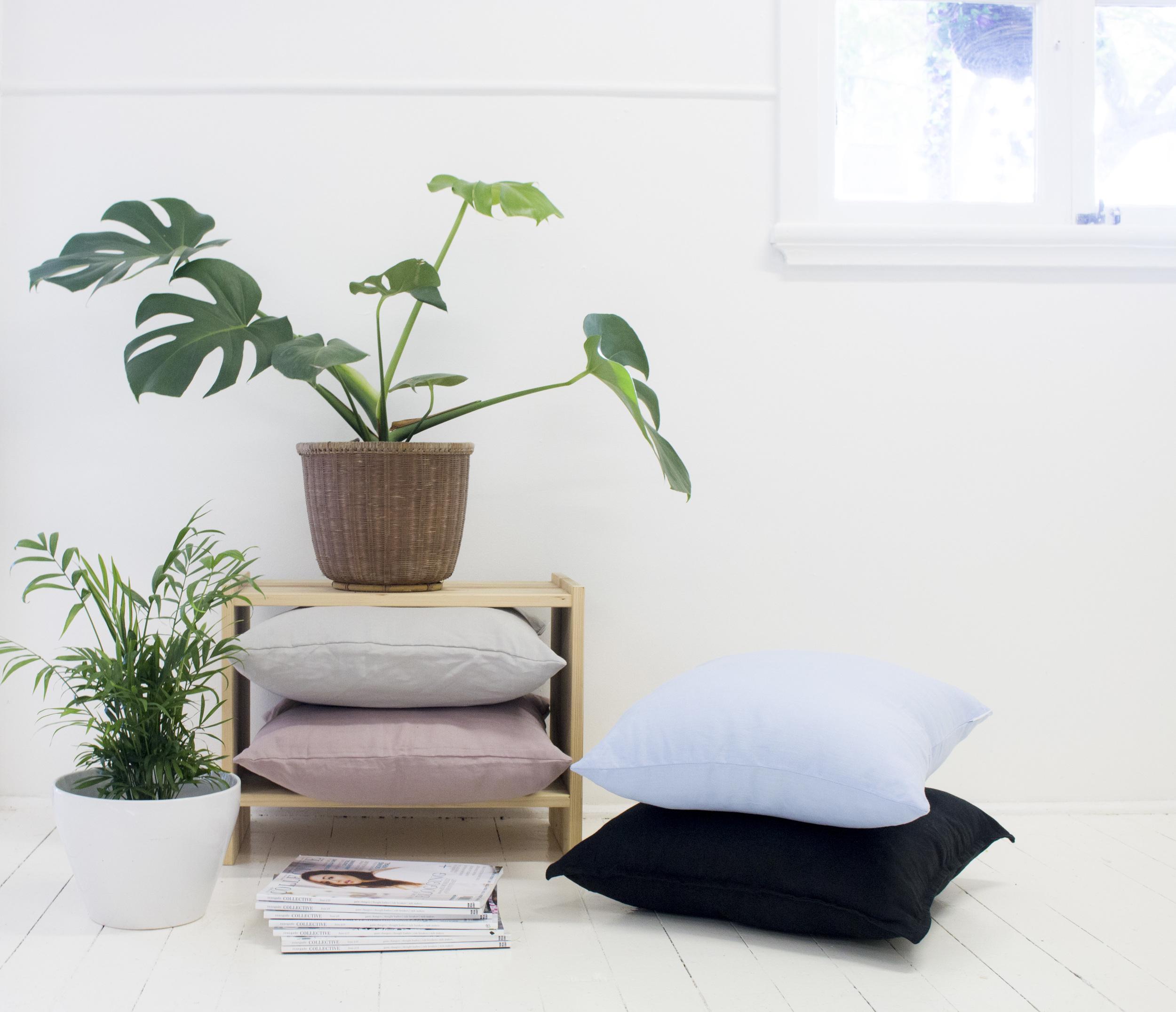 Product Photography & Styling Cushions -  Lamb & Stine