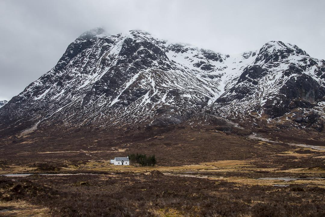 Isolation, Scottish Highlands, Scotland
