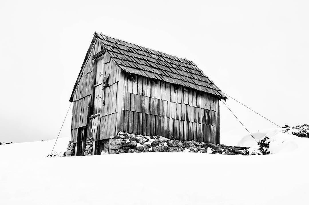 The Hut, Cradle Mountain, Tasmania