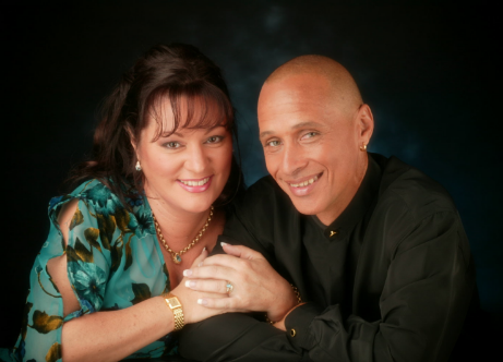 Pastors James and Vickianne Camille