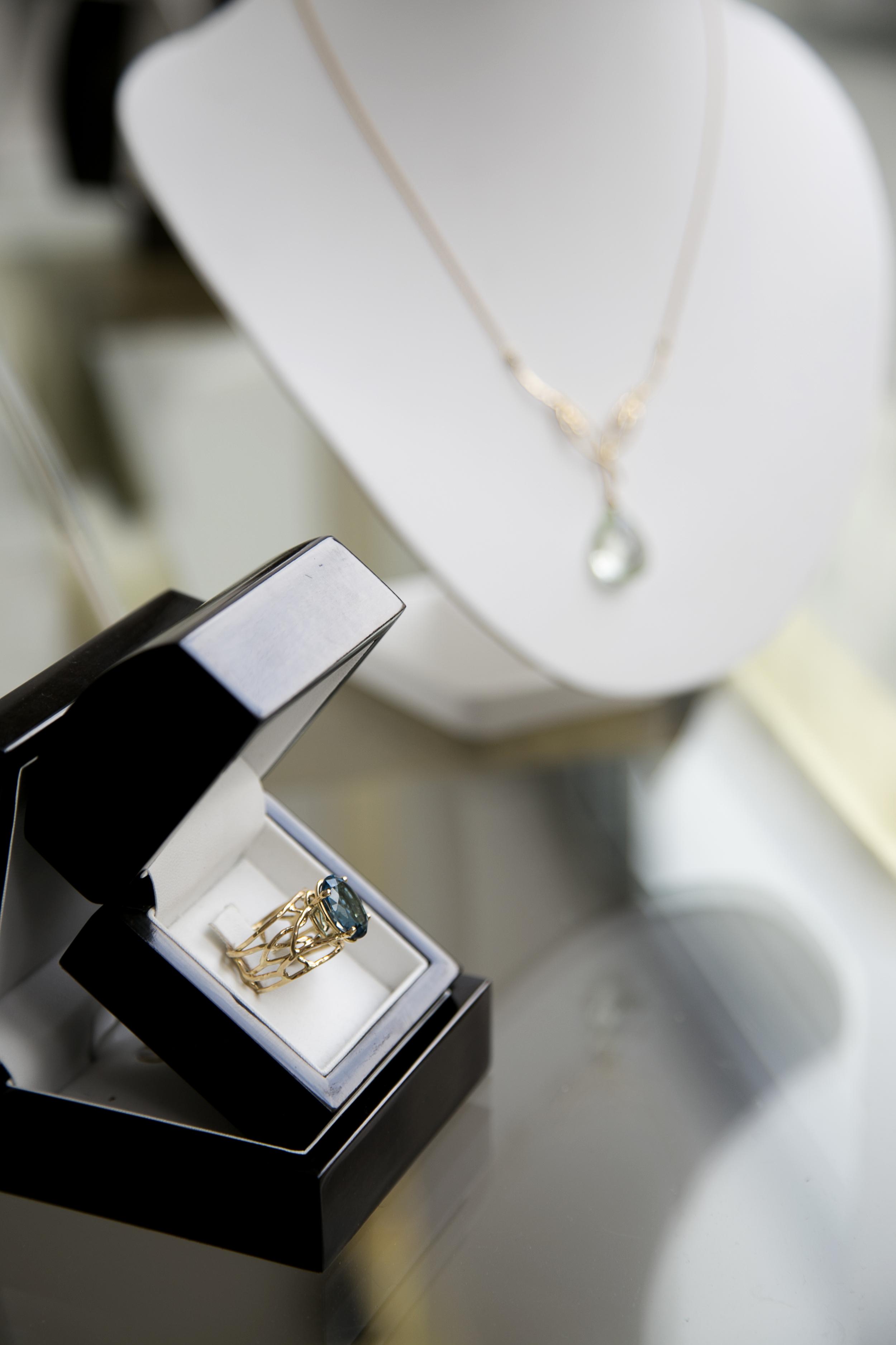 Juwelen Goudsmid halsketting goud