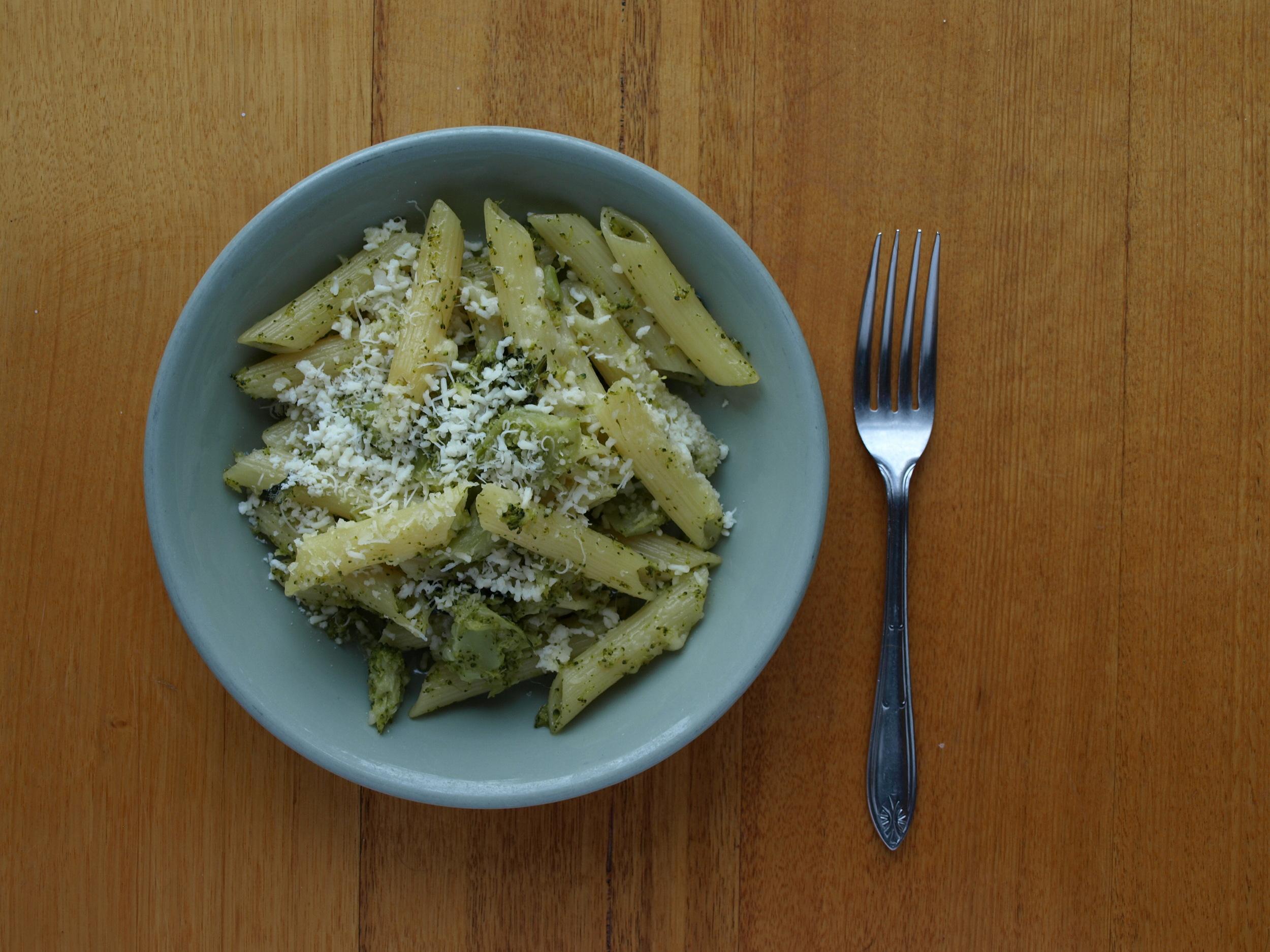 Sicilian Broccoli Pasta