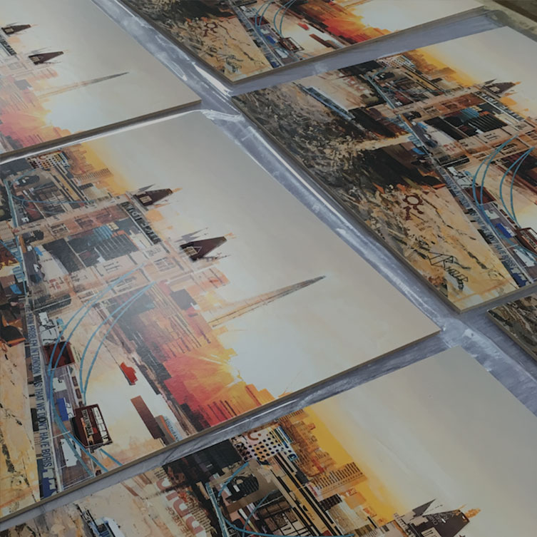 Prints - Explore all the latest paintings and limited editions