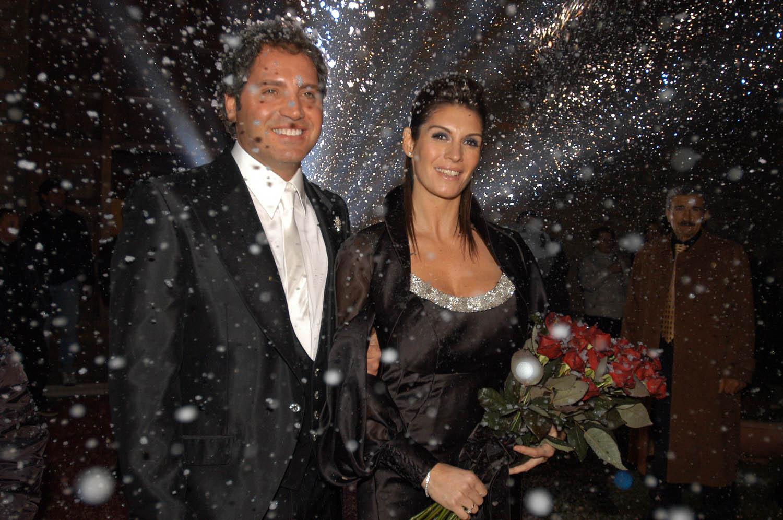 Mascia Ferri wedding