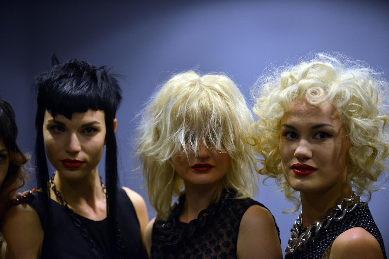 Hair Style Models