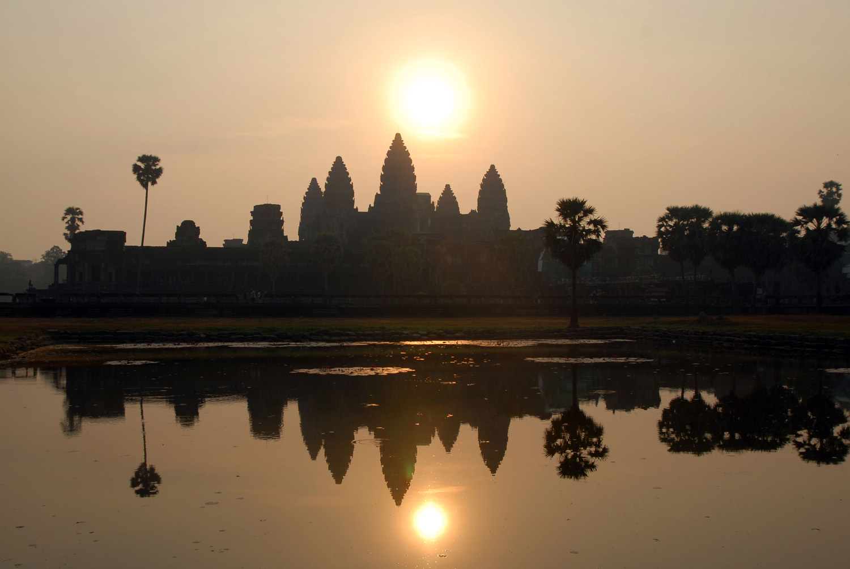 Sunrise, Angkor Wat - Cambodia