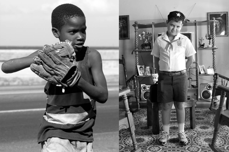 Child in Cuba